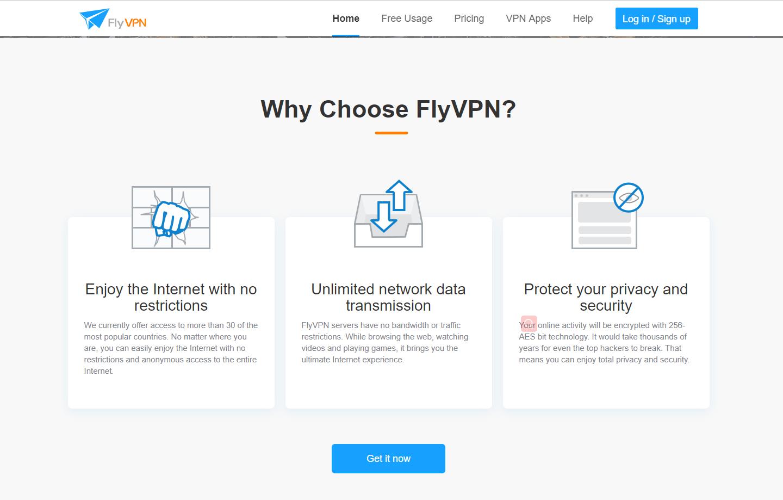 Best Portugal VPN to get a portuguese IP - FlyVPN