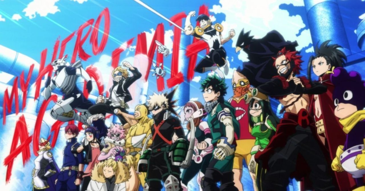 How to watch My Hero Academia season 5 outside of Japan